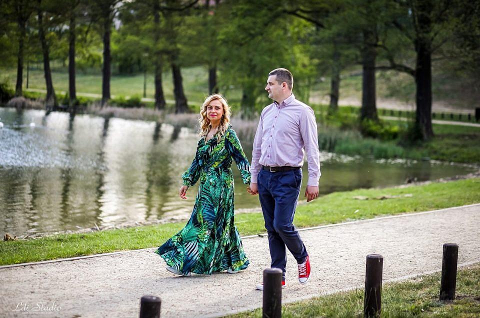 Honorata i Krzysztof – sesja narzeczeńska