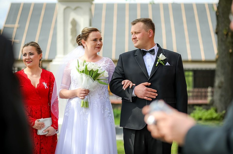 Natalia i Paweł – ślub i zabawa Restauracja NEO