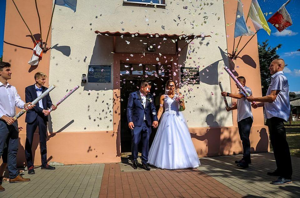 Patrycja & Adrian – reportaż ślubny